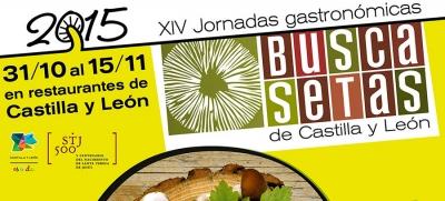 Fiel a su cita anual las jornadas gastronómicas de la micología BUSCASETAS
